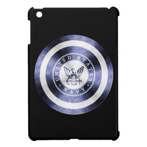 Captain Navy iPad Mini Cases