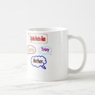 Captain Neato-Man Coffee Mug