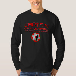 Captain of Industry Shirt