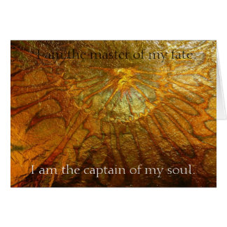 Captain of My Soul Card