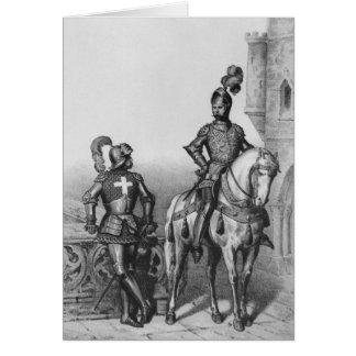 Captain of the archers of Paris Card