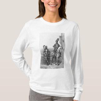 Captain of the archers of Paris T-Shirt