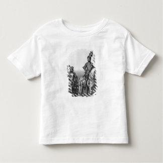 Captain of the archers of Paris Toddler T-shirt
