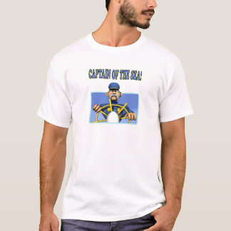 Captain Of The Sea T-Shirt
