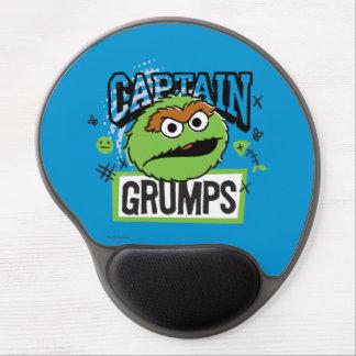Captain Oscar Grumps Gel Mouse Pad