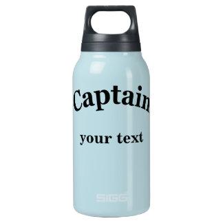 Captain para personalizar