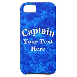Captain para personalizar iPhone 5 funda
