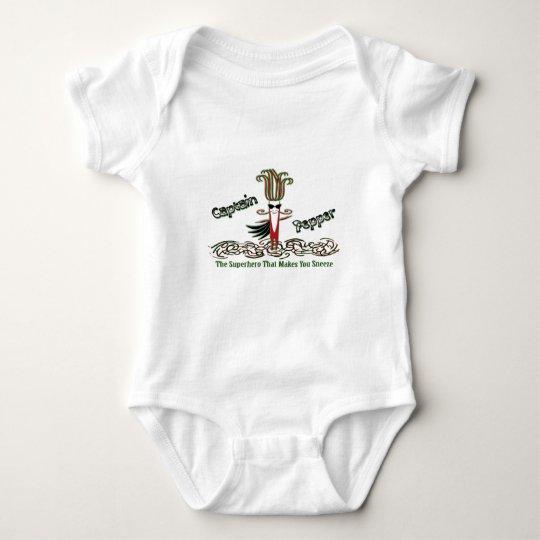 Captain Pepper Baby Bodysuit