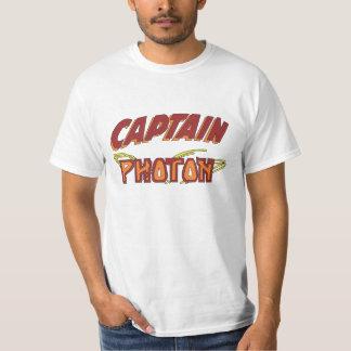 CAPTAIN PHOTON T-Shirt