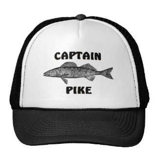 Captain Pike Trucker Hat