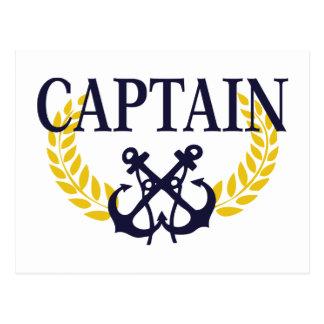 Captain Postcards