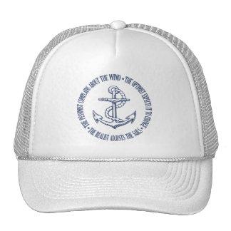 Captain Realist Trucker Hat