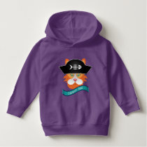 Captain Red - Toddler Pullover Hoodie