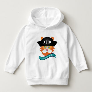 Captain Red - Toddler Pullover Hoodie