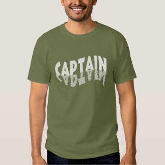 Captain Reflections Tee Shirt