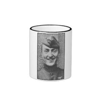 Captain Rickenbacker Ringer Mug