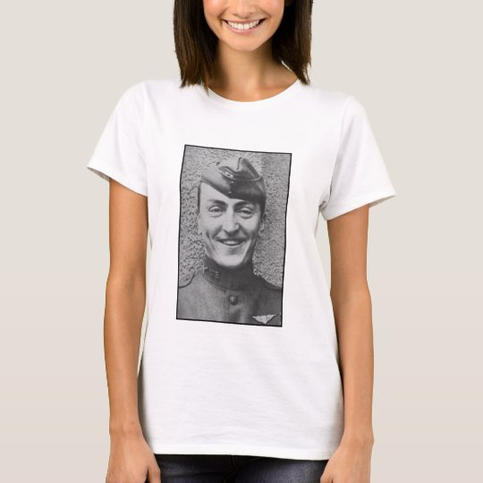 Captain Rickenbacker T-Shirt