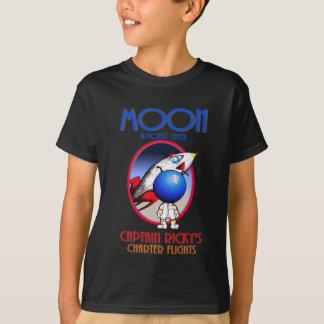 CAPTAIN RICKYS CHARTER FLIGHTS T-Shirt