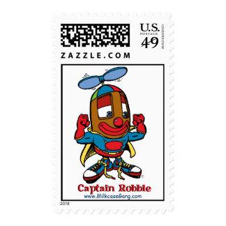 Captain Robbie Postage
