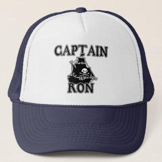 Captain Ron Trucker Hat
