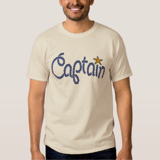 Captain Ropes T-shirt