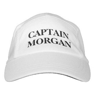 Captain Sailor Custom Hat