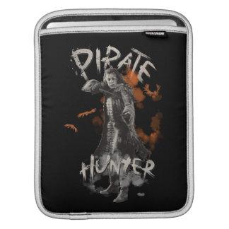Captain Salazar - Pirate Hunter iPad Sleeve