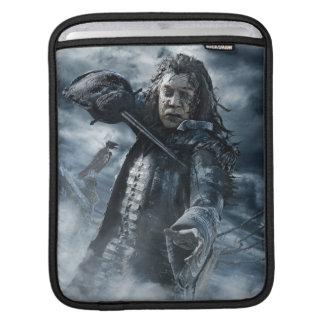 Captain Salazar - The Sea Is Ours! iPad Sleeve