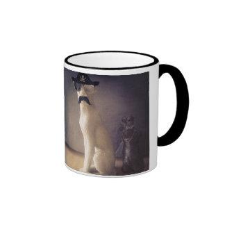 Captain Samantha Eclaire Ringer Coffee Mug
