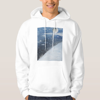 Captain Scott Antarctica's first Aeronaut. 4th Hoodie