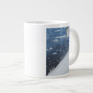 Captain Scott Antarctica's first Aeronaut. 4th Large Coffee Mug