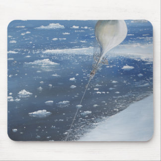 Captain Scott Antarctica's first Aeronaut. 4th Mouse Pad