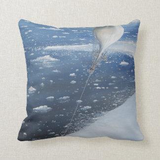 Captain Scott Antarctica's first Aeronaut. 4th Pillow