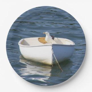 Captain Seagull Plates