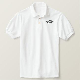 Captain Simple Polo Shirt