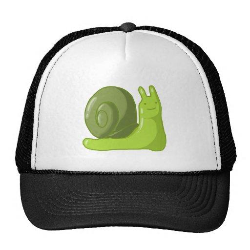 Captain Snail Trucker Hat