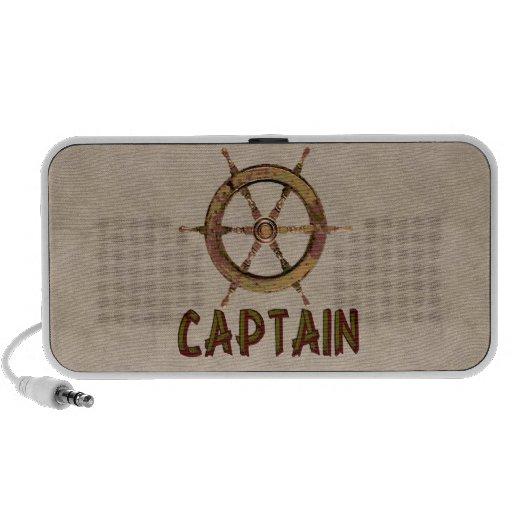 Captain Speakers