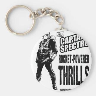 Captain Spectre and the Lightning Legion Keychain
