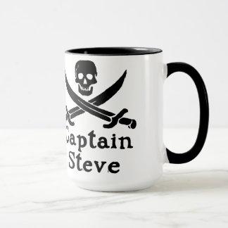 Captain Steve Mug