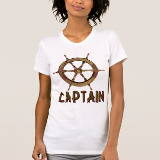 Captain T Shirts