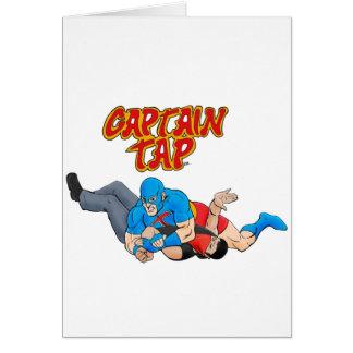 Captain Tap Card