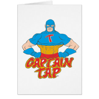 Captain Tap! Card