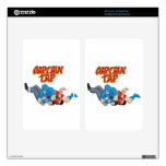 Captain Tap Decals For Kindle Fire