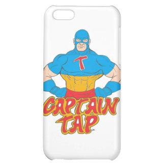 Captain Tap! iPhone 5C Cases