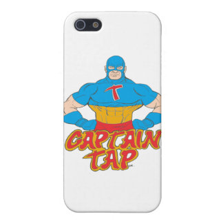 Captain Tap! Case For iPhone 5