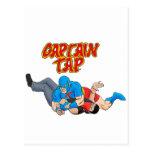 Captain Tap Post Card