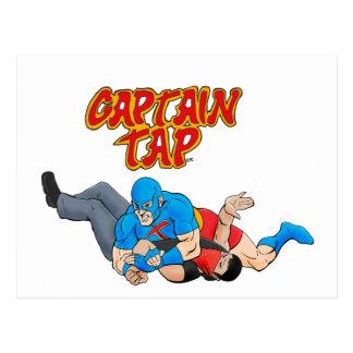 Captain Tap Postcard