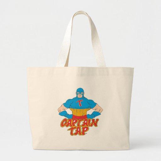 Captain Tap! Tote Bag