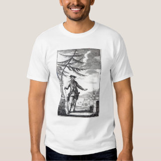 Captain Teach, commonly called Blackbeard T-shirt