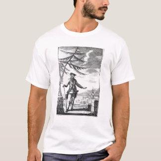 Captain Teach, commonly called Blackbeard T-Shirt